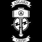 Asgard Crew by zoljo
