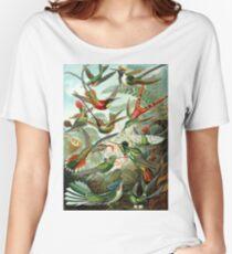 Hummingbirds Women's Relaxed Fit T-Shirt