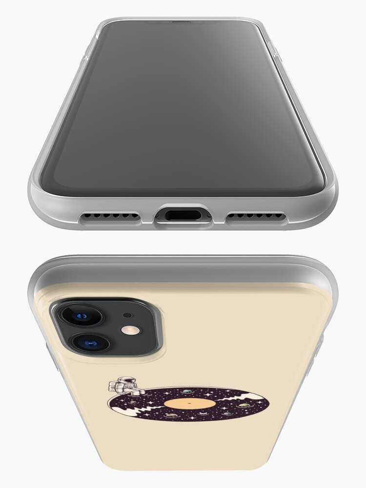 Alternate view of Cosmic Sound iPhone Case & Cover