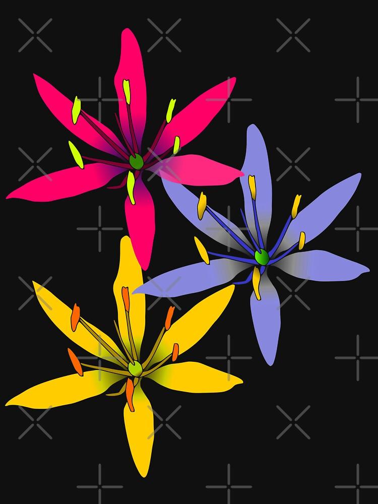 tropische Blüten, Blumen von rhnaturestyles