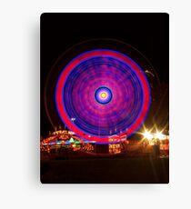 Carnival Hypnosis Canvas Print