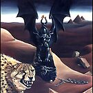 A Faceless God by ferinefire