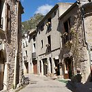 Saint-Guilhem-le-Désert by Emma Holmes