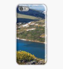 Beartooth Pass Overlook iPhone Case/Skin