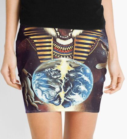 The Second Coming Mini Skirt