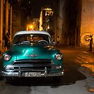 Havana Nights by Sue  Cullumber