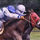 Neck and Neck by Michael Beckett