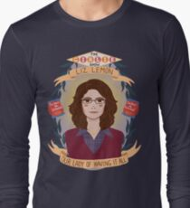 Liz Lemon Long Sleeve T-Shirt
