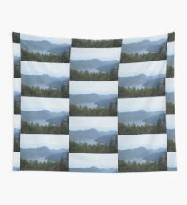 Malahat Scenic Lookout Wall Tapestry