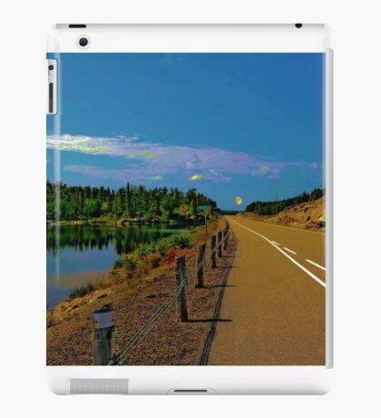 Dixie Lake iPad Case/Skin