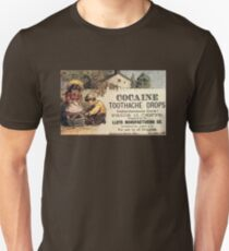 Cocaine Toothache Drops T-Shirt