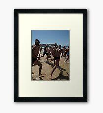 Bondi to Bronte Framed Print