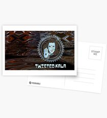 Twisted Kala Psychedelic - Magic Blessings! Postcards