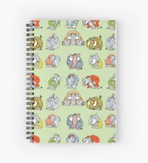 We are all elephants Spiral Notebook