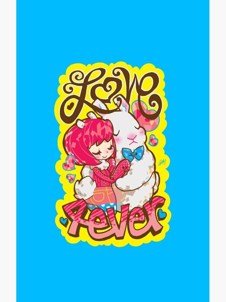 love4ever by barachan