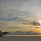 Evening at Wilsons Promontory, Victoria. by johnrf