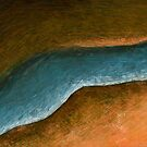 Outback Aerial Vista by Julian Newman