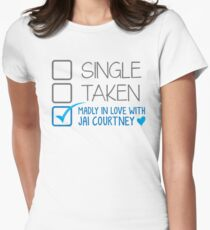 SINGLE TAKEN Madly in love with Jai Courtney T-Shirt