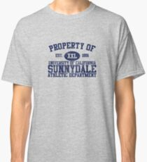 UC Sunnydale Athletic Department Classic T-Shirt