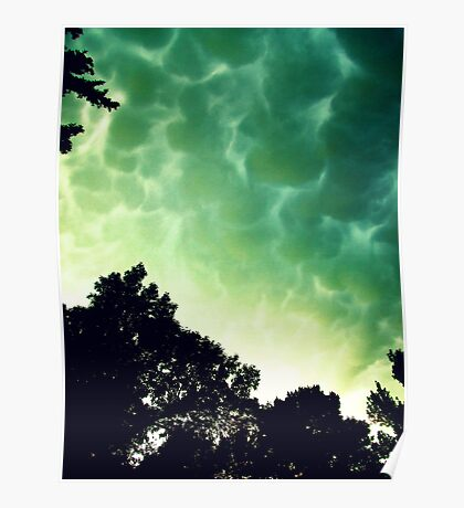 Storm's-a-Brewin' Poster