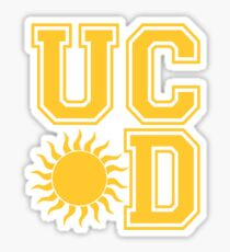 UC Sunnydale Sticker