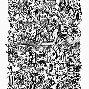 Doodleism by Pakpandir
