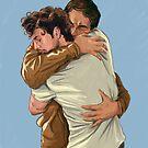 Malex Hug by JenSnow