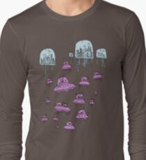 The Humans Are Coming Long Sleeve T-Shirt