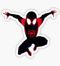 SpiderMiles Sticker