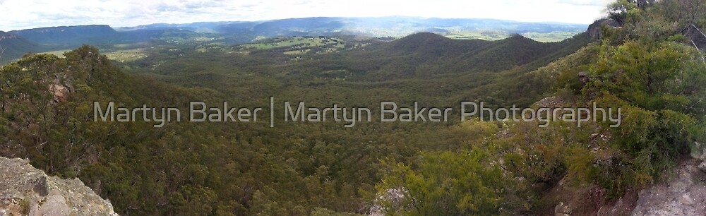 Megalong Valley, Blue Mountains, NSW by Martyn Baker | Martyn Baker Photography