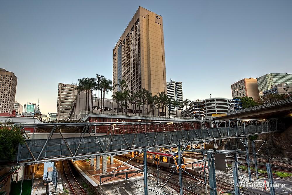Central Station • Brisbane • Queensland by William Bullimore