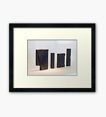 Vine Framed Print