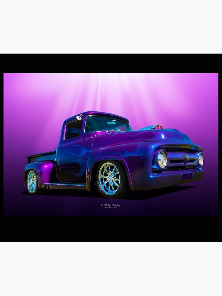 Deep Dark Purple by cars
