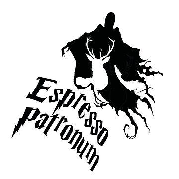 Espresso Patronum by gnarlynicole