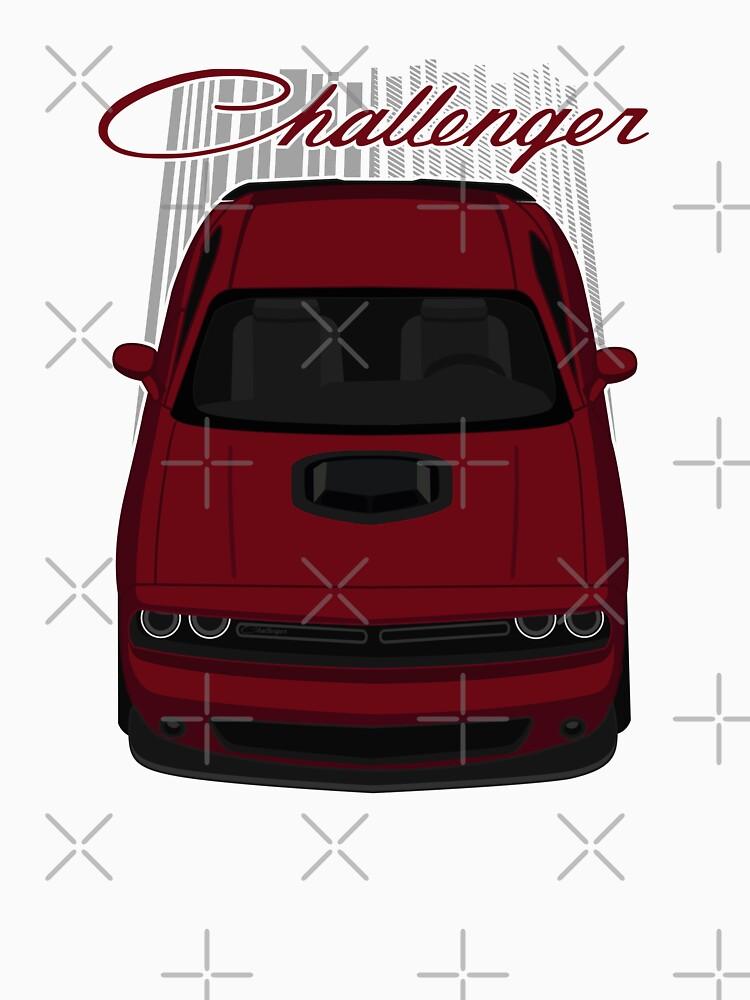 Challenger RT Shaker - Octane Red de V8social