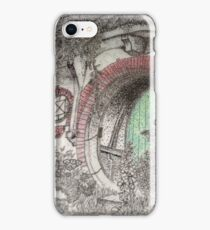 Hobbit hole iPhone Case/Skin