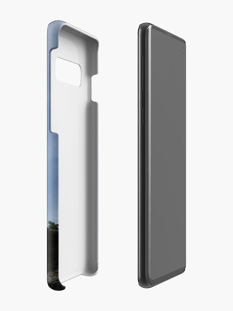 Alternative Ansicht von Round Hülle & Klebefolie für Samsung Galaxy