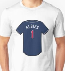 new style b5e4a 145ed Ozzie Albies T-Shirts | Redbubble