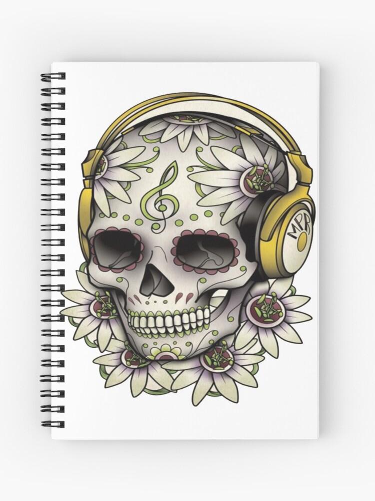 Drawing Mexican Skulls Art