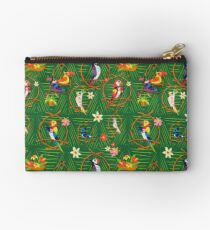 Enchanted Tiki Room Zipper Pouch