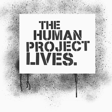 Human Project by Riggs