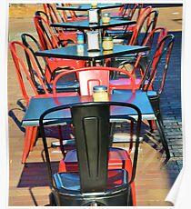 CAFE-Kultur Poster