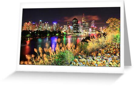 Brisbane City Beauty by Shannon Rogers