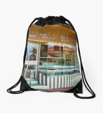 Crookwell Quality Meats and Country Deli Drawstring Bag