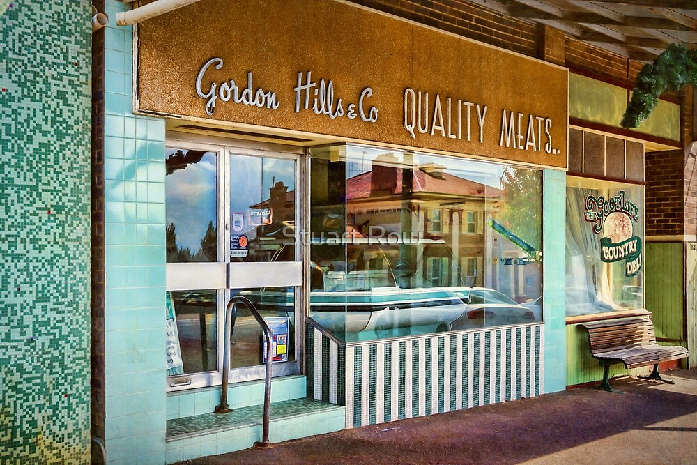 Crookwell Quality Meats and Country Deli by Stuart Row