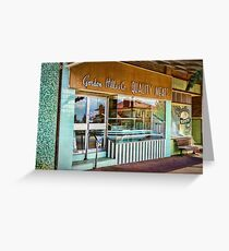 Crookwell Quality Meats and Country Deli Greeting Card