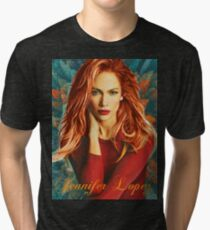 Jennifer Lopez Tri-blend T-Shirt