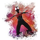 Into The Spiderverse by TeeTeeProject