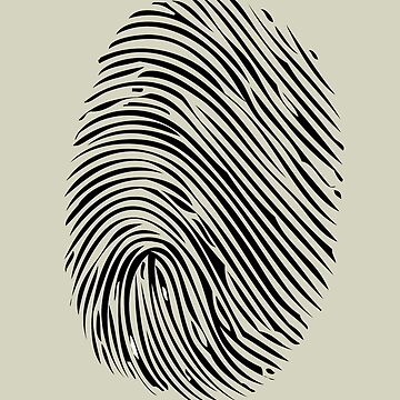 Fingerprint Illustration by Ozgurkusak