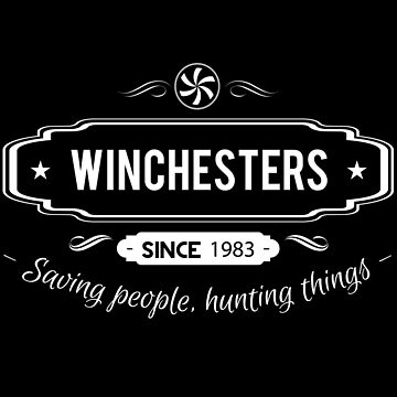 Winchester 1 by hahahahaleigh